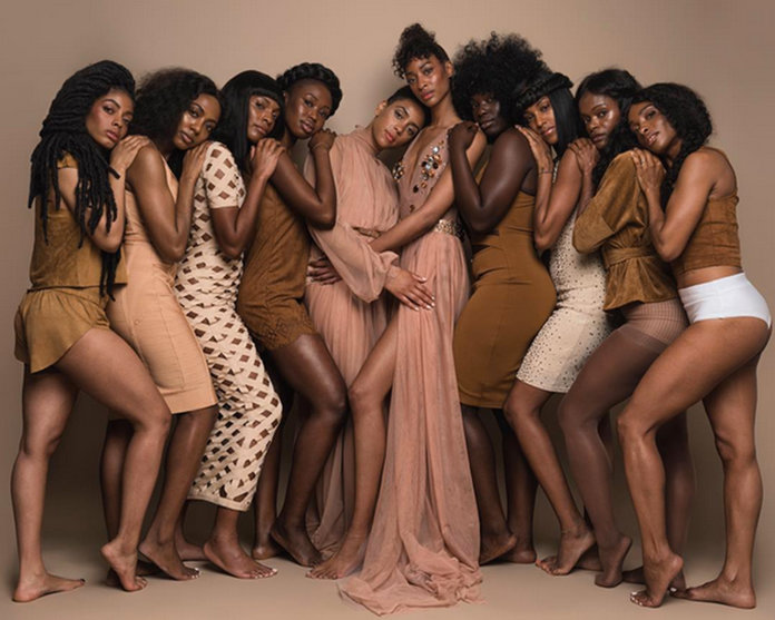 Why 'The Colored Girl' Project Is the Celebration of Black Beauty We Need