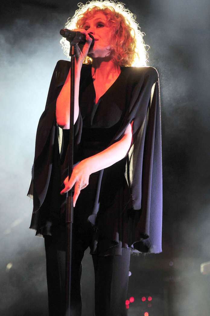 Alison Goldfrapp On The Pre-Show Rituals That Keep Her Calm
