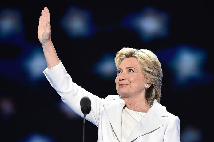 Why Hillary Clinton's DNC Speech Is The Most *Fist Pump* Thing You'll See Today
