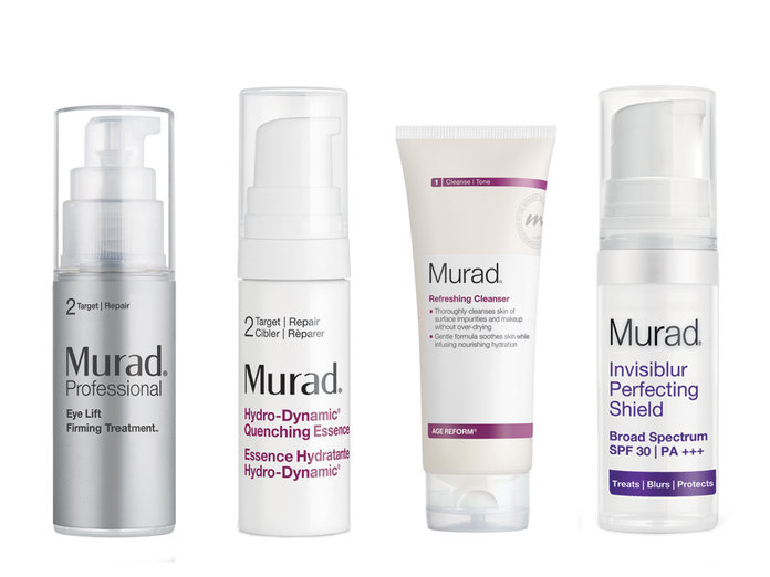Free Skincare Goodies From Murad Worth Over £50