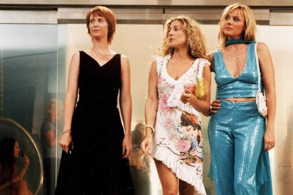 The 11 Best 'Grams From @EveryOutfitOnSATC