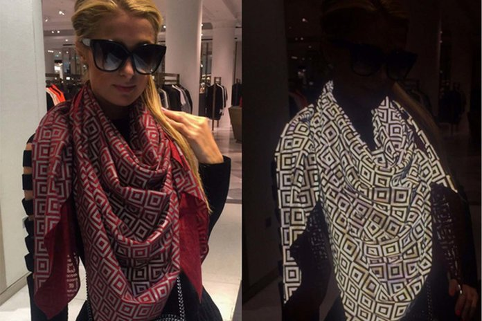 Stop EVERYTHING: This Scarf Will Make You Invisible