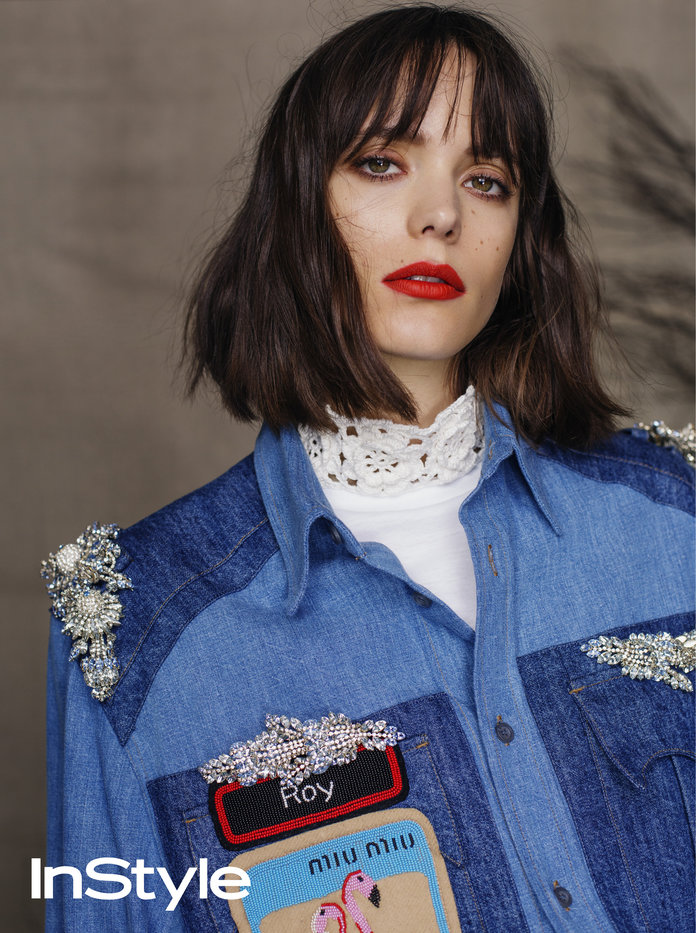 EXCLUSIVE: Stacy Martin On R-Patz, Sex Scenes And Telling The Press 'F**K You'
