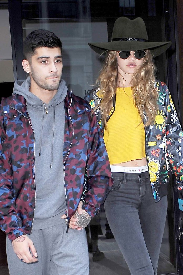 #CoupleTwinning? Move Over, Gigi And Zayn...