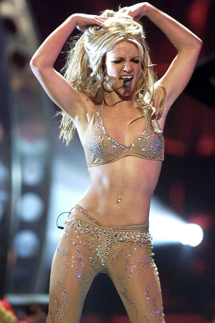 The 17 Signature Dance Moves Of Britney Spears, Explained In GIFs