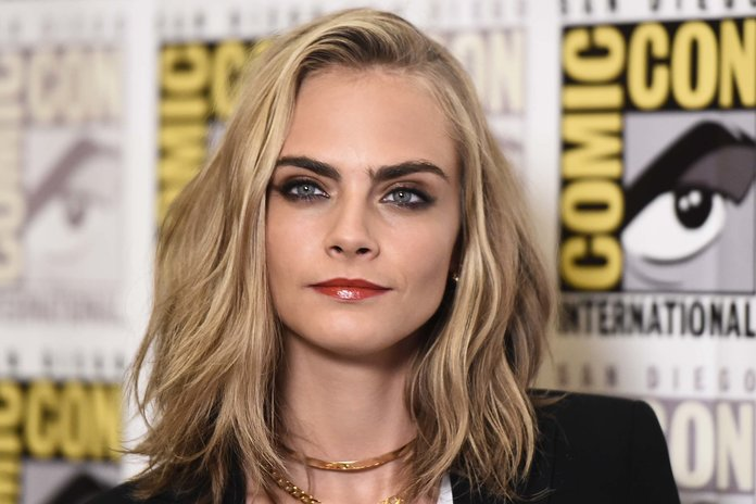 Dissecting Cara Delevingne's Suicide Squad Tour Wardrobe