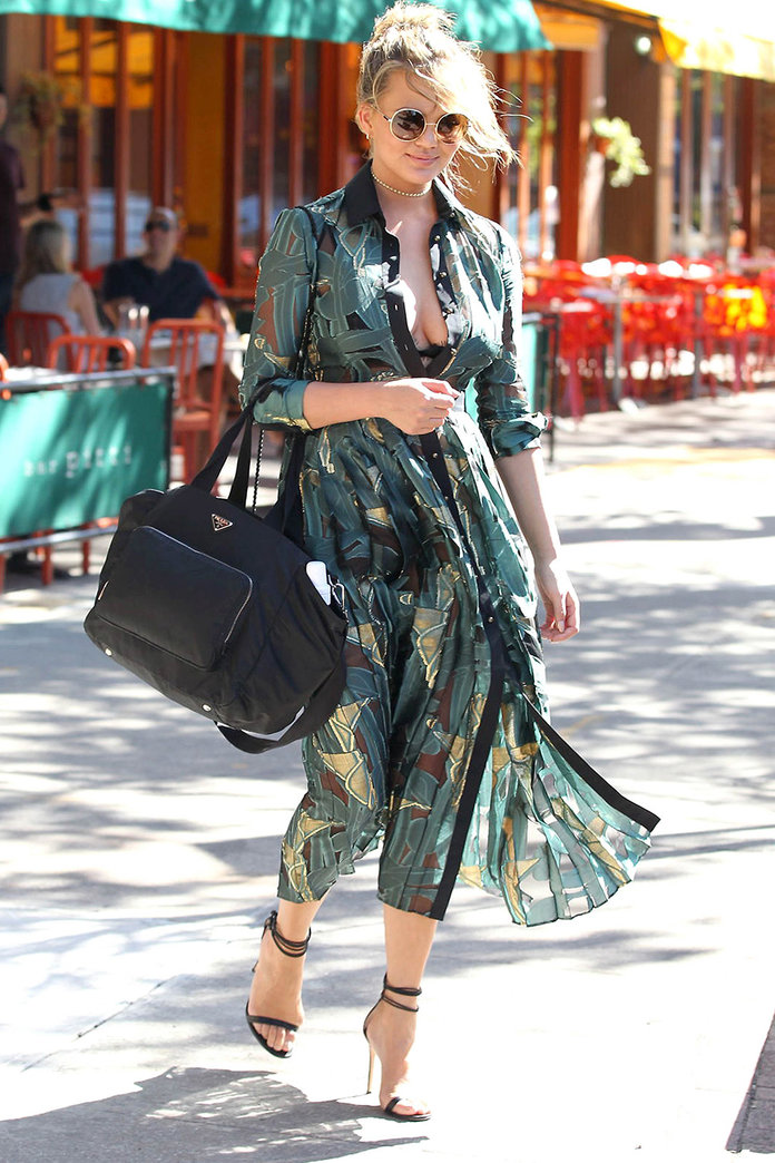 How To Wear A Shirt Dress Without Looking Like A Square