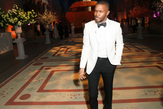 How To Listen To Frank Ocean's (Two!) New Albums
