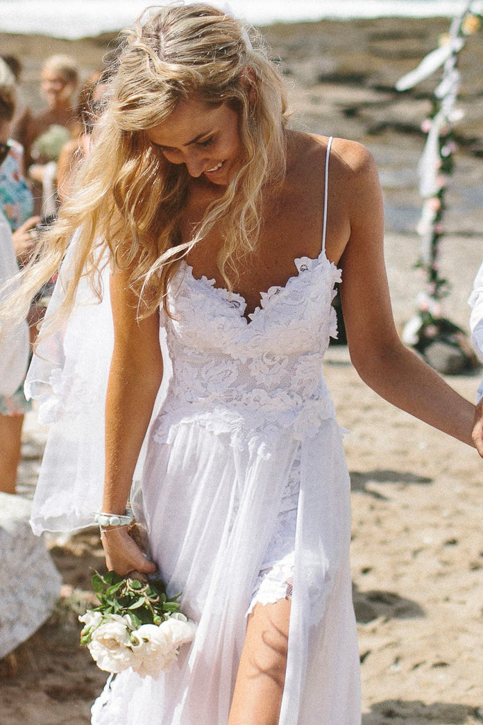 This Is The Most Pinned Wedding Dress Of All Time
