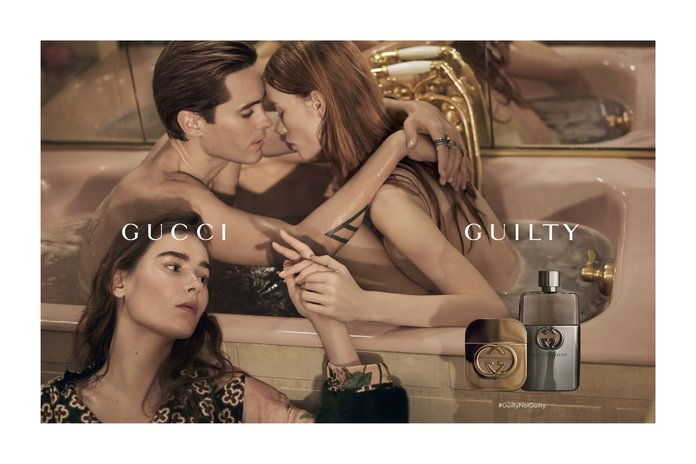 Jared Leto's Gucci Pics  And 9 Other Super Hot Perfume Campaigns