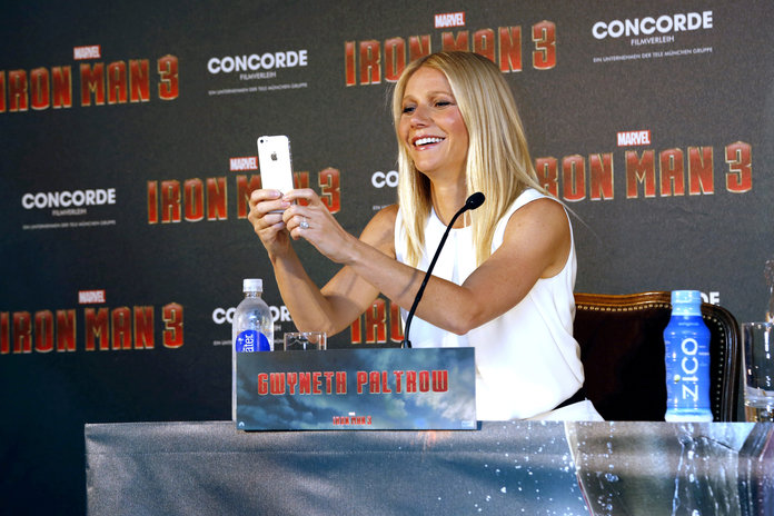 Gwyneth Paltrow Is Mentoring The App Developers Of The Future (Yes, Really)