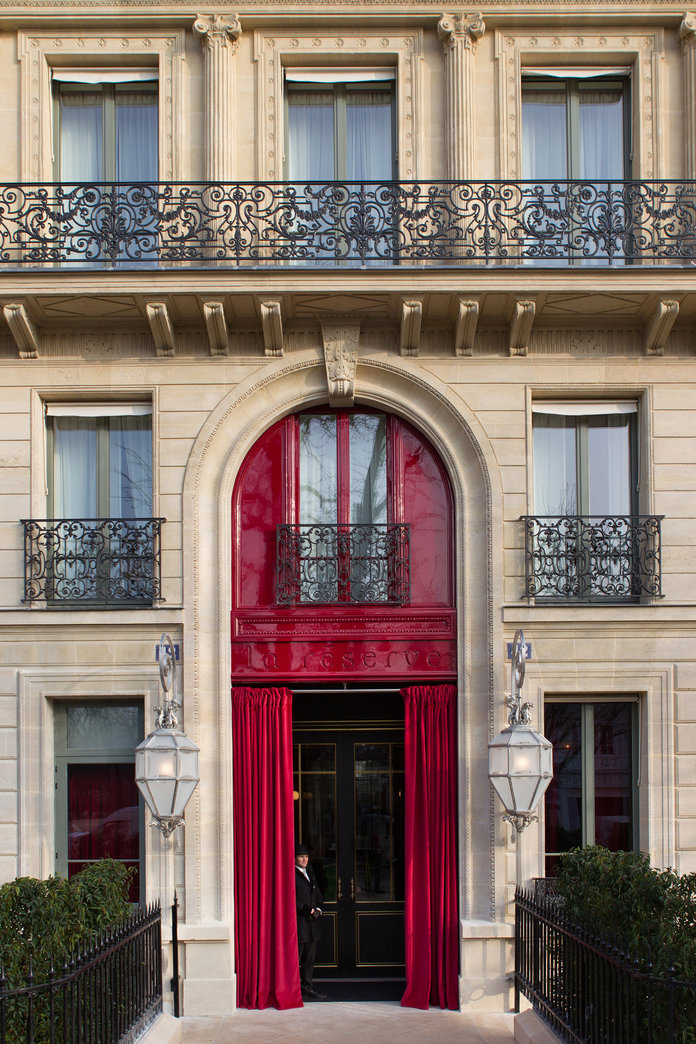Hotels In Paris Don't Get Much More Luxe Than La Reserve…