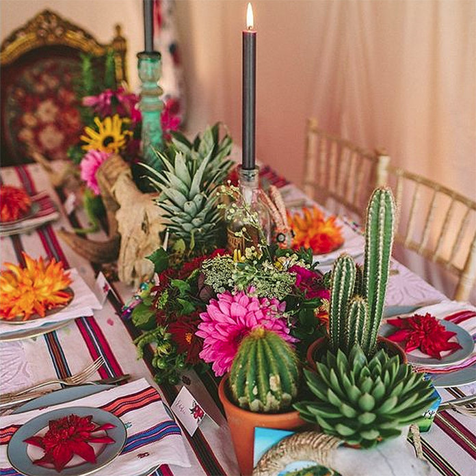 How To Throw A Mexican-Themed Dinner Party (And Impress All Your Pals)