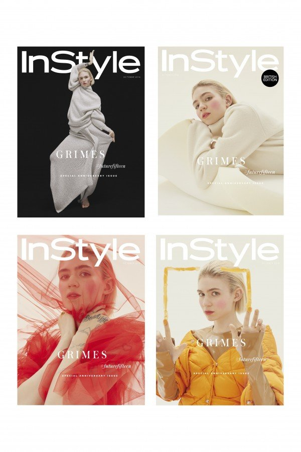 Introducing InStyle's Special Edition 15th Anniversary Issue