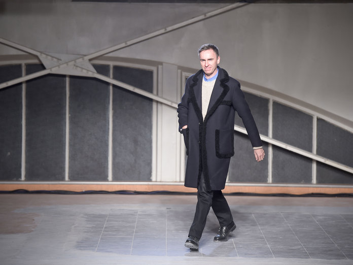Raf Simons Is Confirmed At Calvin Klein