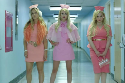 Scream Queens Season 2: See The Trailer, Cast And Cult Fashion