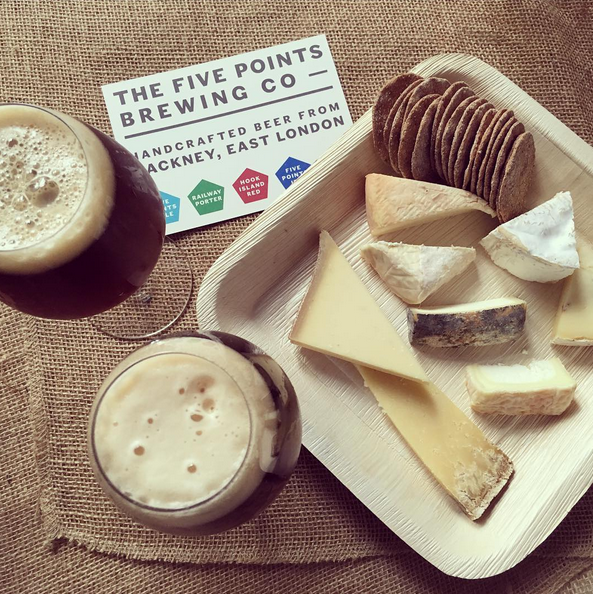 Why You Need To Swap Wine For Beer When It Comes To Cheese Parties
