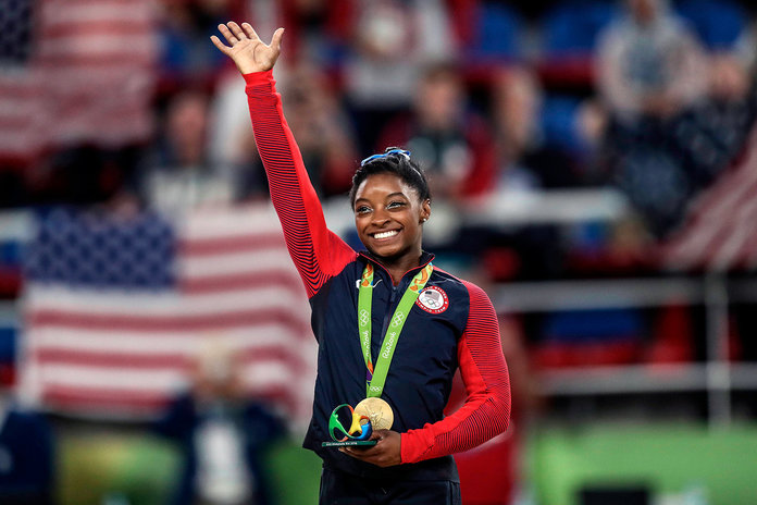 Why Simone Biles Is Inspiration Personified