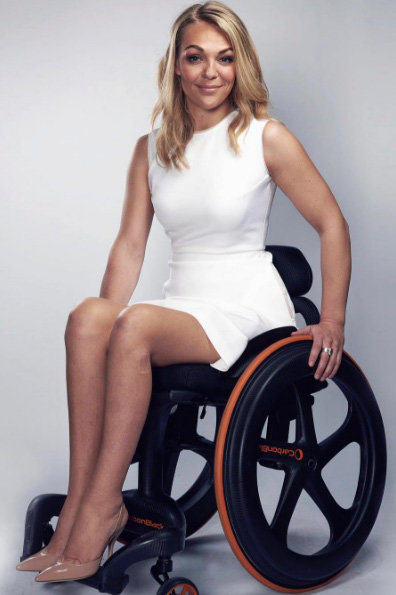 Sophie Morgan Talks (Not) Being Broken, Wheelchair Myths & Rio 2016