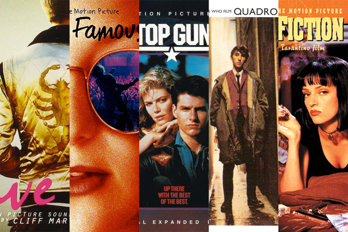The Best Movie Soundtracks Ever (As Rated By Team InStyle...)