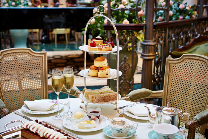 12 Of The Very Best Afternoon Teas In London & Beyond