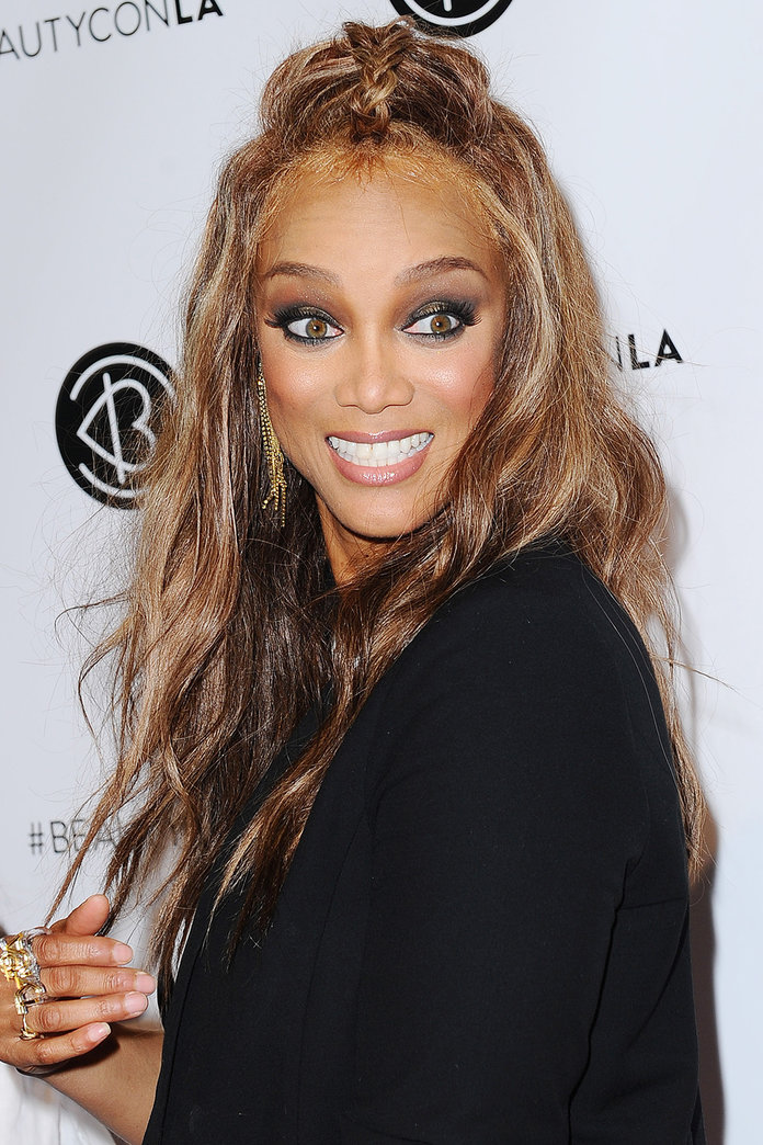 13 Things Tyra Banks Taught Us About Life, Respect & (Yes) Smizing