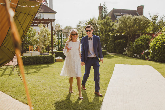 How To Get Married On A Budget, By The Frugality's Alex Stedman