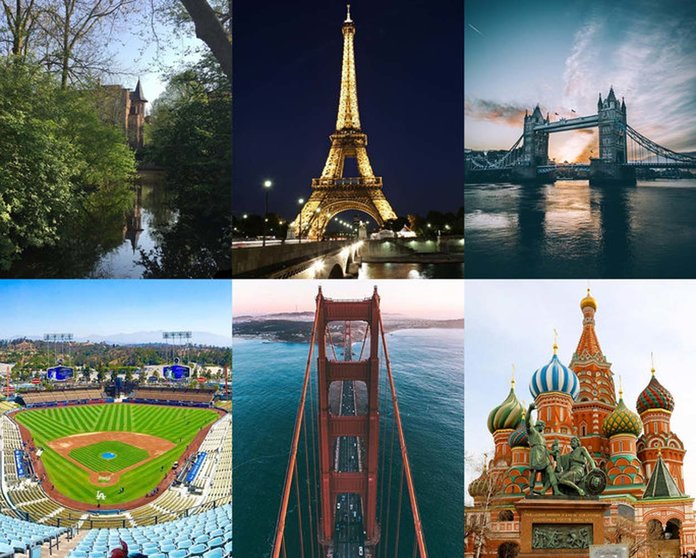 The 10 Most Instagrammed Tourist Attractions In The World