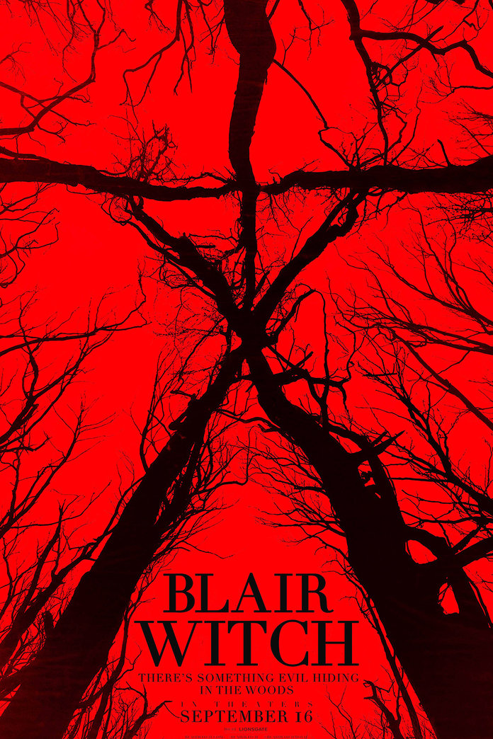 Blair Witch Review: Screams, Snotty Noses & Bigger Stick Figures