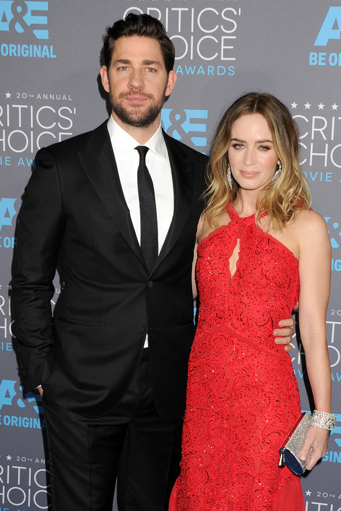 John Krasinski Loves Emily Blunt (Almost) As Much As We Do