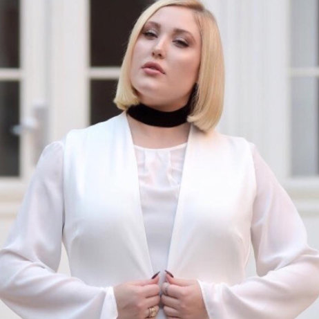 Hayley Hasselhoff On Why She Won't Be Told What To Wear & Her New Clothing Line