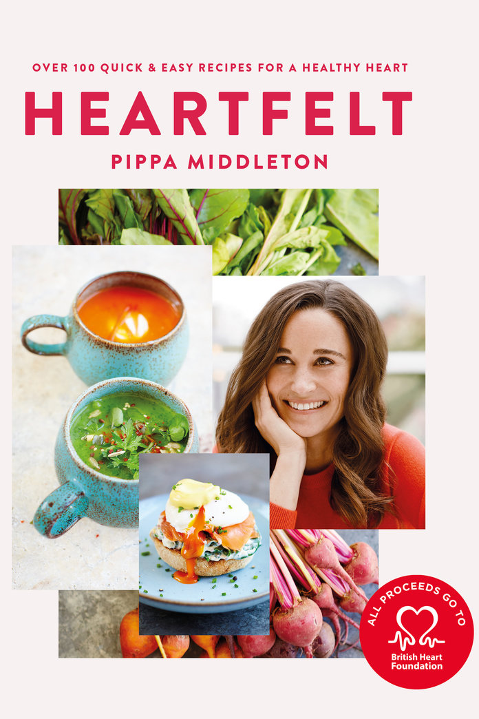 Pippa Middleton's Recipes: Make Her Date-Night Halibut & Rhubarb And Custard Semi Freddo