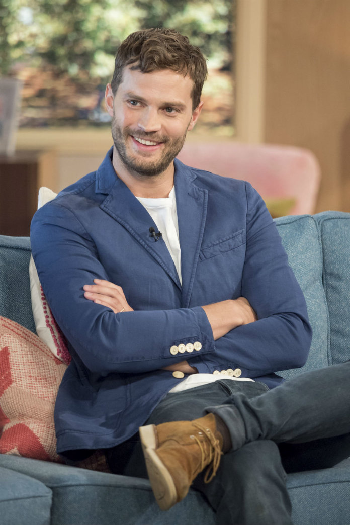 Jamie Dornan Is Back And Tearing Up Our Screens All Autumn
