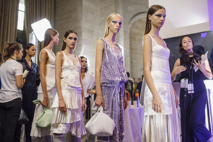 10 Amazing Things That Happened At New York Fashion Week