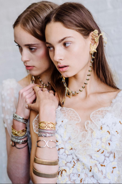 Rodarte SS17: 4 Reasons Why It'll Be Your New Wedding Beauty Inspo