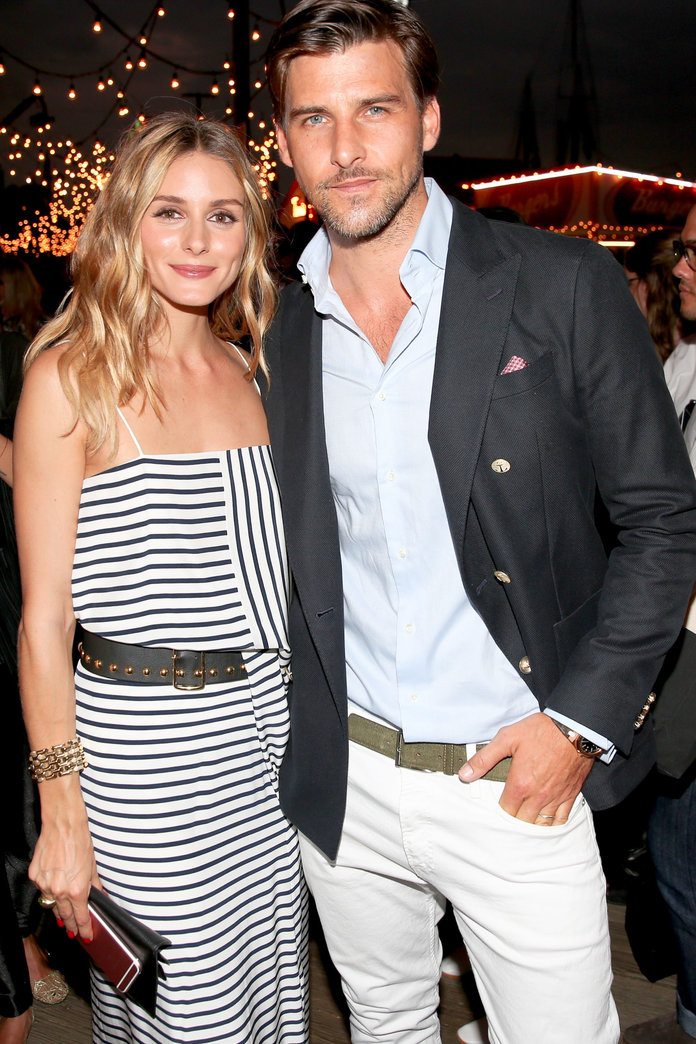 Olivia Palermo's Model Husband On The One Thing She Hates Him Wearing