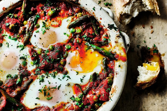 3 Omar Allibhoy Recipes For The Perfect Spanish-Style Brunch