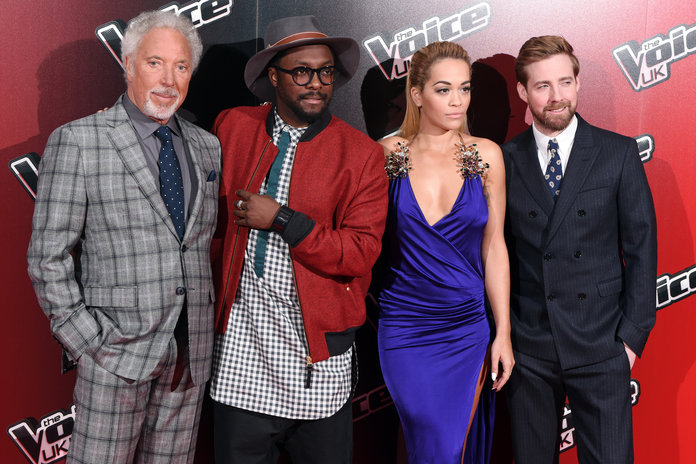 The Voice UK: And The 2017 Judges Are…