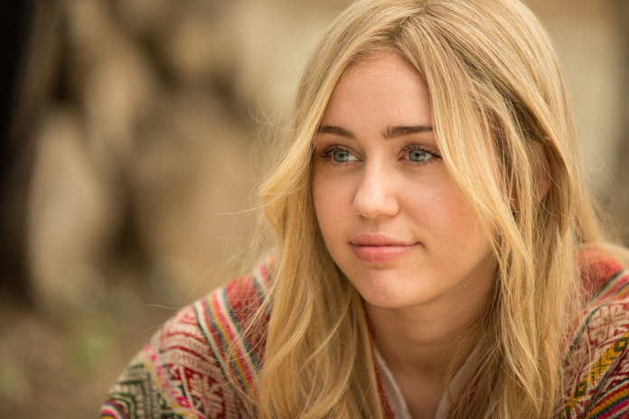 Crisis In Six Scenes: Why You'll Be Glued To Miley Cyrus As A 1960s Flower Child