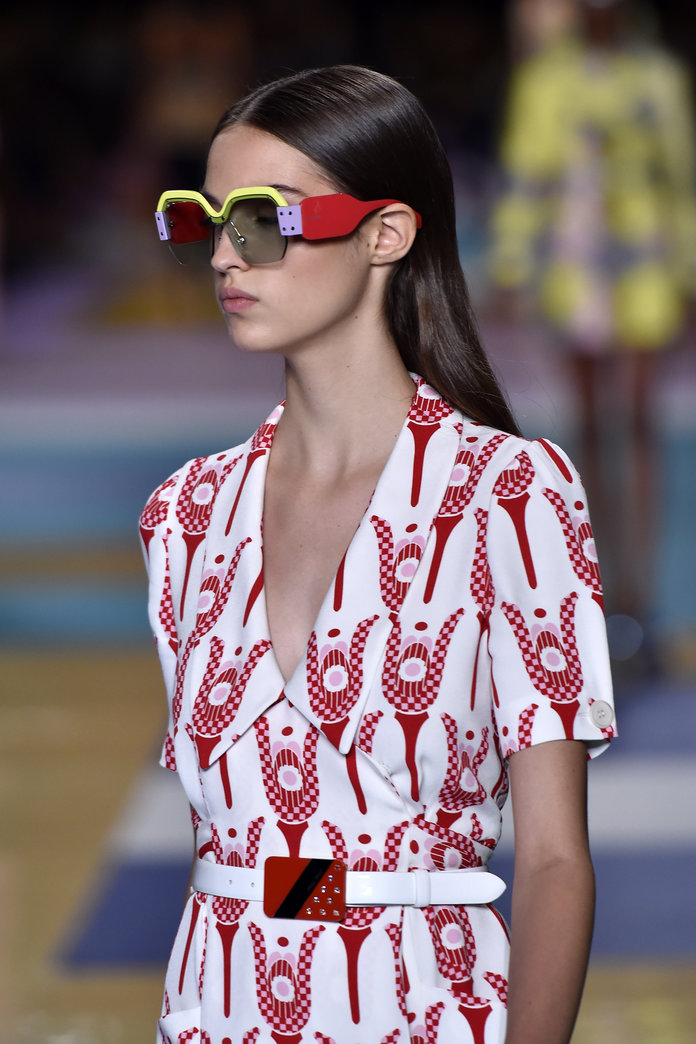 Bathing Caps, Best Insta Moments And Back To The Eighties: All The News From PFW