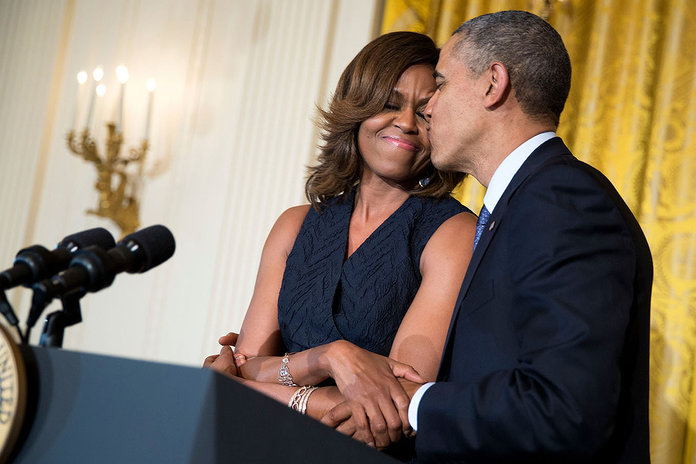 President Barack Obama Shares Touching Message To Wife Michelle On Their 24th Anniversary