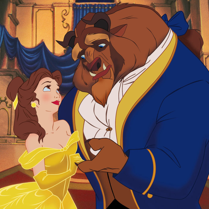 This IRL Beauty And The Beast Proposal Is Either Your Dream Or Your Worst Nightmare