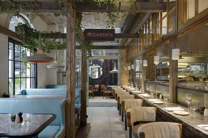 The Prettiest Places To Eat In London