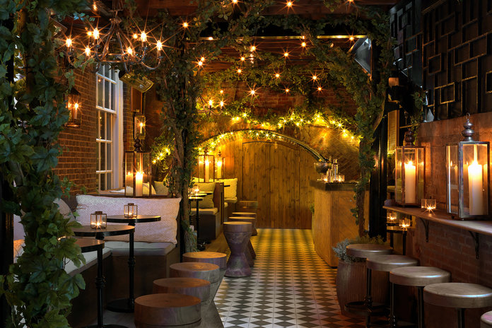 The Prettiest Places To Eat In London Instyle Co Uk