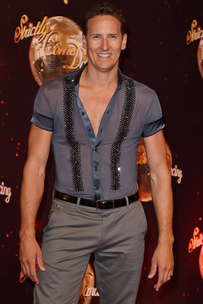 Strictly Come Dancing 2016: Dancer Brendan Cole Replaced Following Sudden Illness