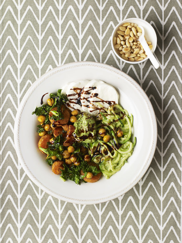 One Bowl Meals: The Easy, Healthy Dishes That Save On Washing Up