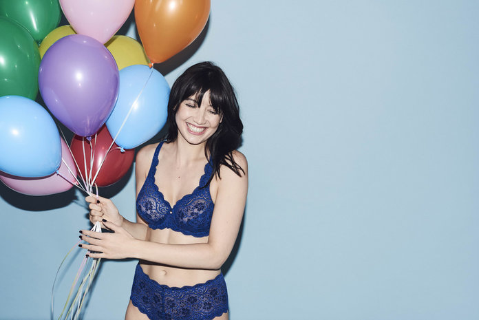 Daisy Lowe On Her Ultimate Underwear Selfie Tip & Strictly Costume Secrets