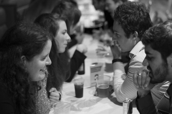 quirky speed dating london