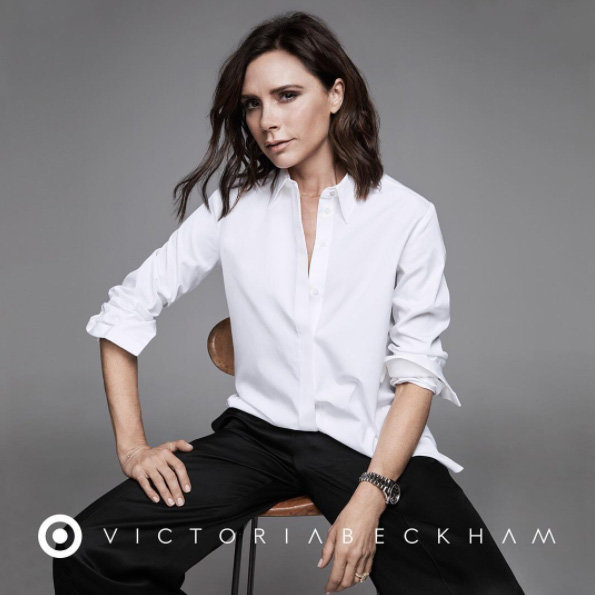 Victoria Beckham Is Launching Her First High Street Collection