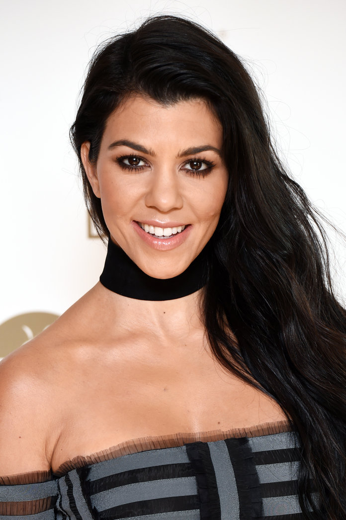 Kourtney Kardashian On Going Blonde, Selfies And Copying Kylie
